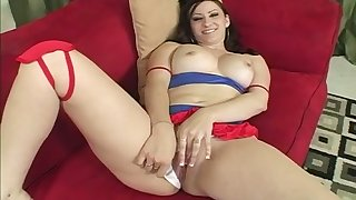 After rainy massive BBC white whore take small tits gets cuni backtrack from
