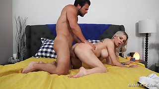Man with steel inches shows this wife proper banging